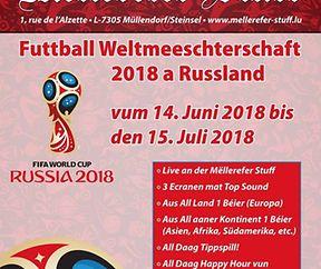 Weltmeeschterschaft 2018 an der Mëllerefer Stuff