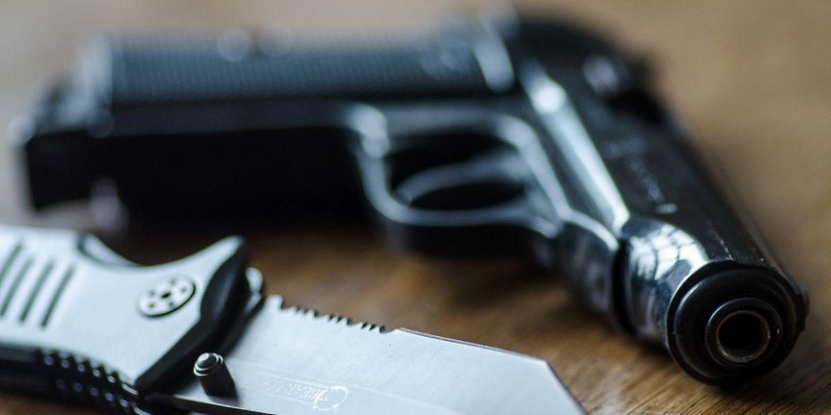 Über 87000 erlaubnispflichtige Waffen sind in Luxemburg zugelassen.