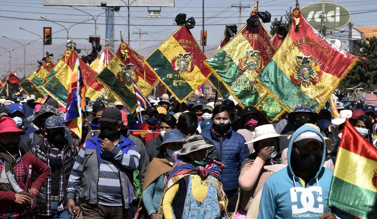 La situation est devenue explosive en Bolivie