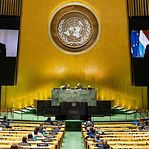 Xavier Bettel em Nova Iorque para Assembleia Geral das Nações Unidas