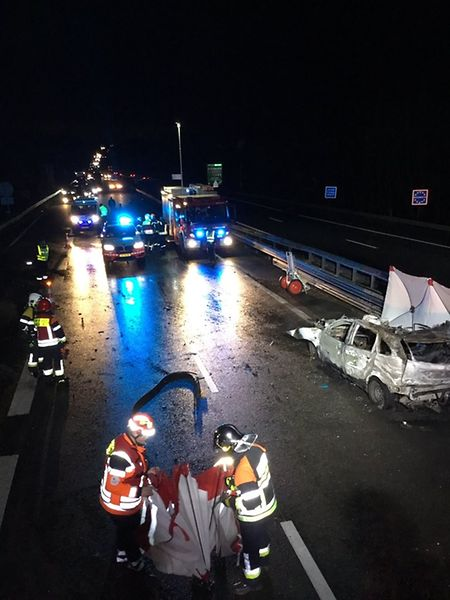 Beim Fahrer handelte es sich um einen 38-jährigen Mann aus dem nahen französischen Grenzgebiet.
