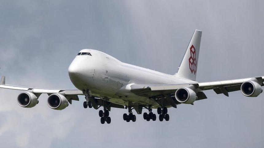 Ob Start oder Landung: ganz ohne Lärm geht es nicht.
