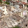 A drone photo shows the damages following an earthquake in Pescara del Tronto, central Italy, August 25, 2016. REUTERS/Stefano De Nicolo  FOR EDITORIAL USE ONLY. NO RESALES. NO ARCHIVES. ITALY OUT.  TPX IMAGES OF THE DAY