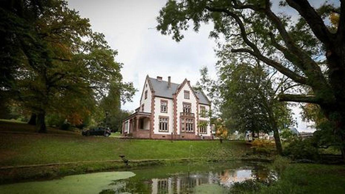 La Villa Tudor à Rosport