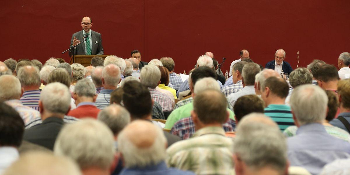 Bei einer außergewöhnlichen Generalversammlung am 24. September hatte der Dachverband der Kirchenfabriken angekündigt, sich u. a. mit einer Petition zum Erhalt der Kirchenfabriken zur Wehr zu setzen.