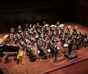 UGDA - Concours Européen pour Fanfares, Harmonies et Brass-Bands - Philharmonie de Luxembourg - 11 et 12 mai 2013  - Concert de Clotûre - Musique Militaire Grand-Ducale