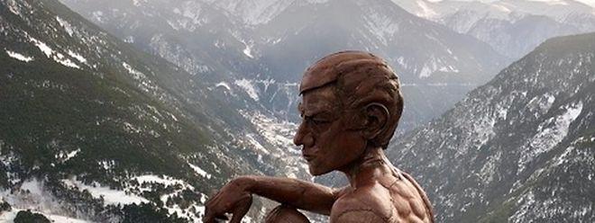 Déi béschte Plaz: Mirador Roc del Quer, Canillo, Andorra