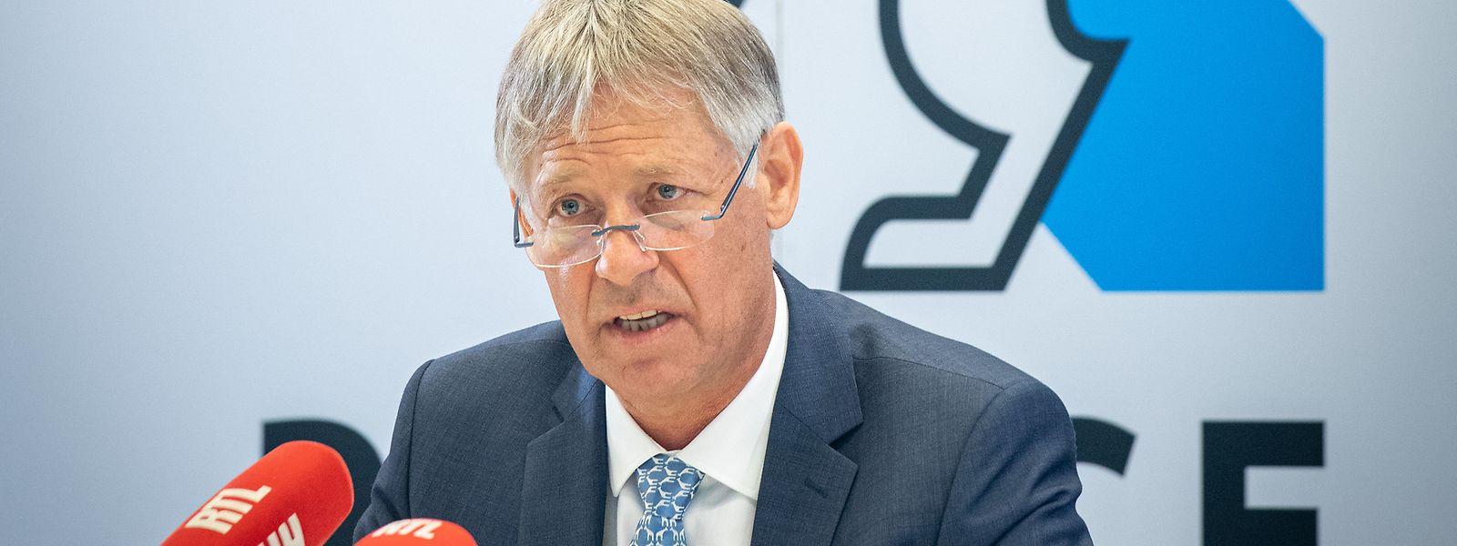 Unter anderem Polizeiminister Henri Kox wird von der Gewerkschaft ADESP kritisiert.