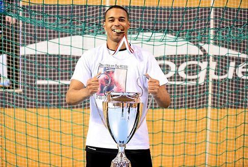 Futsal: Wilson  Marques: «C'est l'année de la confirmation»