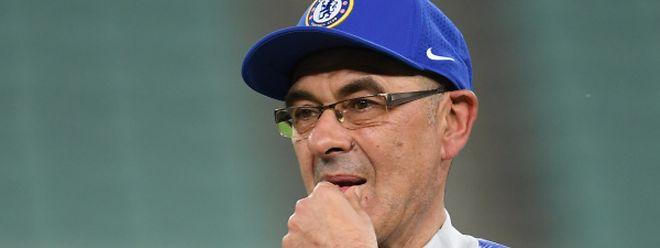 Maurizio Sarri avait le mal du pays. La Juventus lui donne l'occasion de se rapprocher des siens.