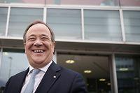 Armin Laschet, CDU-Bundesvorsitzender und Ministerpräsident von Nordrhein-Westfalen, wird jetzt auch Kanzlerkandidat.