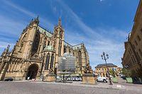 Metz, Cathedrale, Kathedrale, Foto: Lex Kleren/Luxemburger Wort