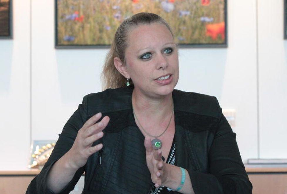 Luxembourg Environment Minister Carole Dieschbourg