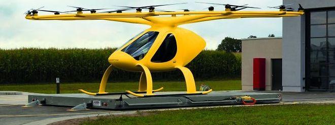 Die ADAC Luftrettung könnte bald mit Kleinhubschraubern zu Einsätzen fliegen.