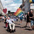 CSD Straßenfest, Trier / Foto: Viktor Wittal