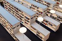 Die Nationalbibliothek will kein Museum für Bücher sein, sondern ein riesiges Haus des Wissens mit hohem Wohlfühlfaktor.