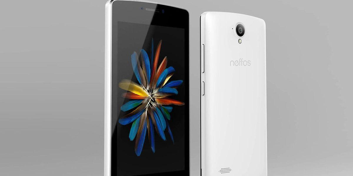 Für 100 Euro muss man beim Neffos C5L auf LTE nicht verzichten. TP-Link bietet das Smartphone auch in Grau an.