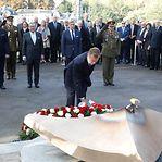 Grão-Duque Henri preside às homenagens ao povo herói