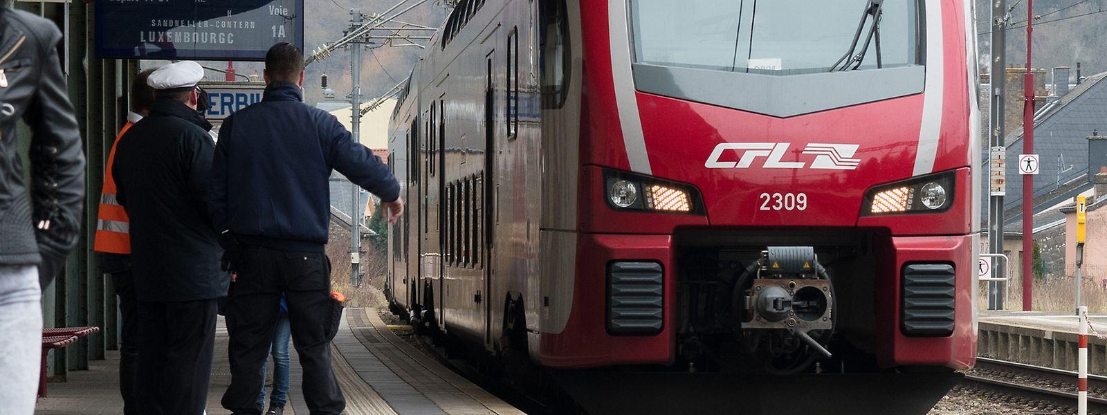 Der Bahnverkehr zwischen Luxemburg und Trier steht von Samstag, 6. April bis Montag, 22. April still.