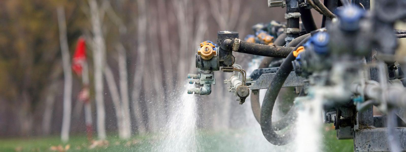 Ab 1. Januar 2021 wird kontrolliert, ob sich die Betriebe an das Glyphosatverbot halten oder nicht.