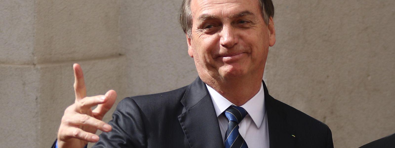 Nach 18 Monaten im Amt hat Brasiliens Präsident Jair Bolsonaro ganze Arbeit geleistet.