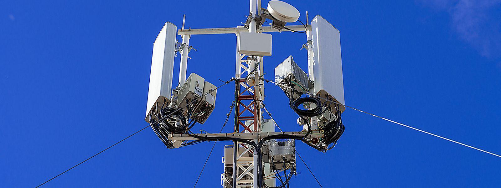 Wie bei den vorherigen Mobilfunknetzen müssen für das 5G-Netz neue Antennen installiert werden.