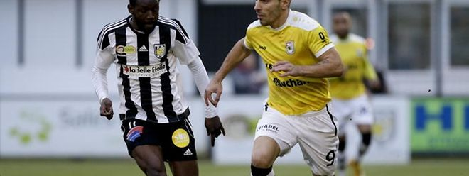 Daniel da Mota möchte mit F91 das Doublé holen.