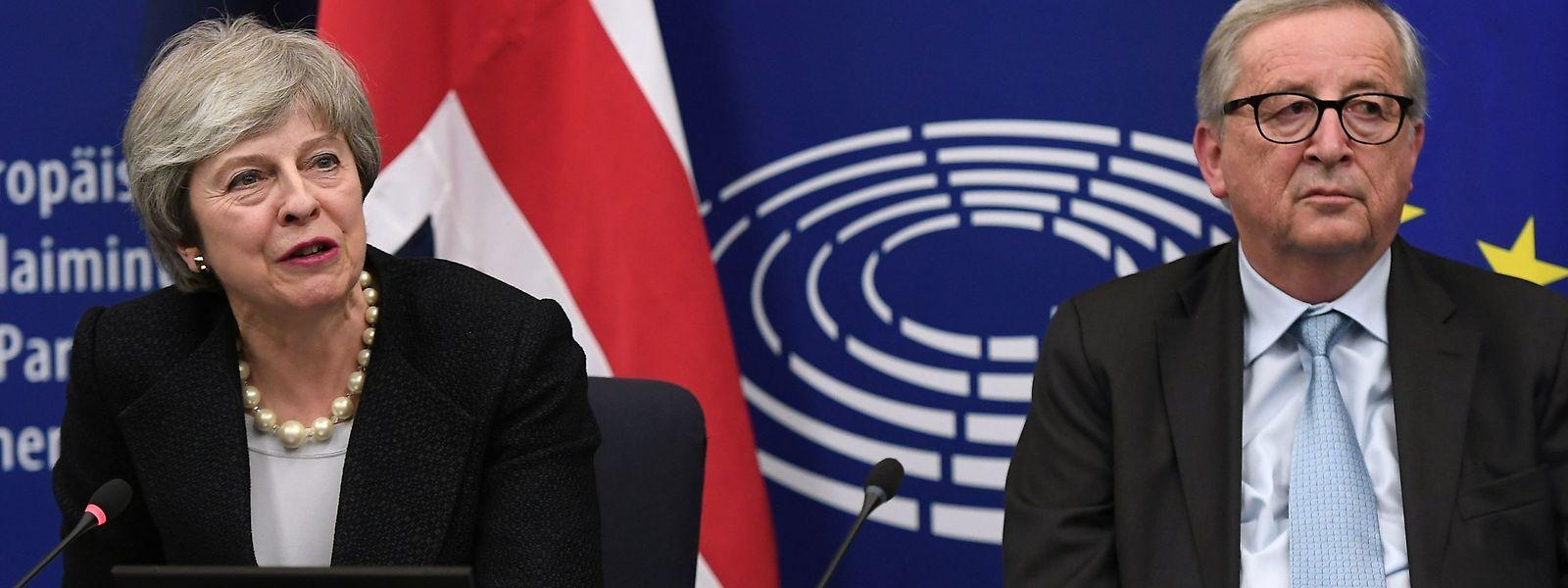 Der Kommissionschef bekräftigte, dass die EU keine weiteren Zugeständnisse an Großbritannien und Regierungschefin Theresa May machen werde.
