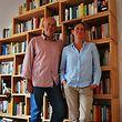 Susanne Jaspers führt den gemeinsam mit Georges Hausmer gegründeten Verlag Capybarabooks weiter.