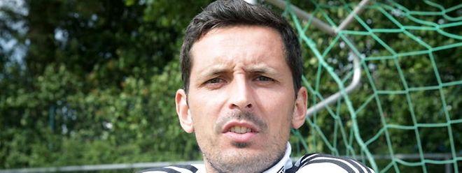 Dino Toppmöller war zwei Jahre Spielertrainer bei RM Hamm Benfica.