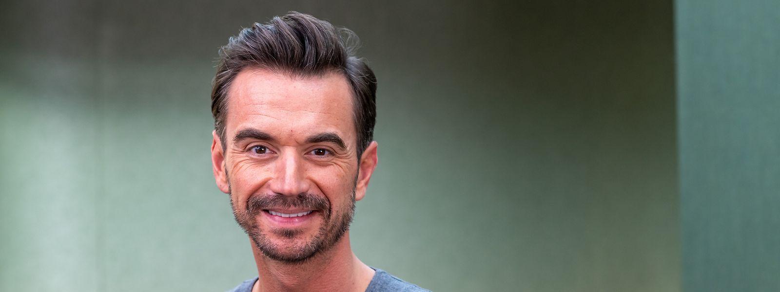 Florian Silbereisen, Moderator, Sänger und Schauspieler, verstärkt nun die DSDS-Jury.