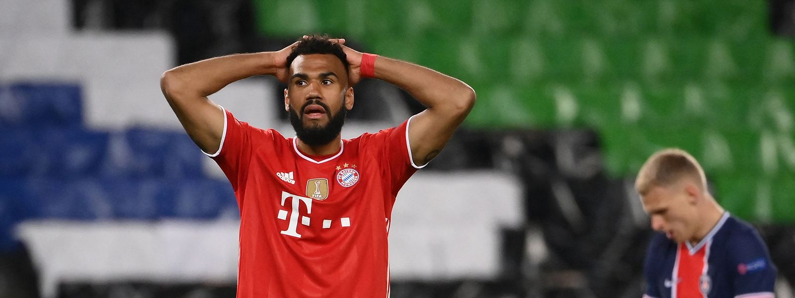 Eric Maxim Choupo-Moting scheitert mit dem FC Bayern an seinem Ex-Club.