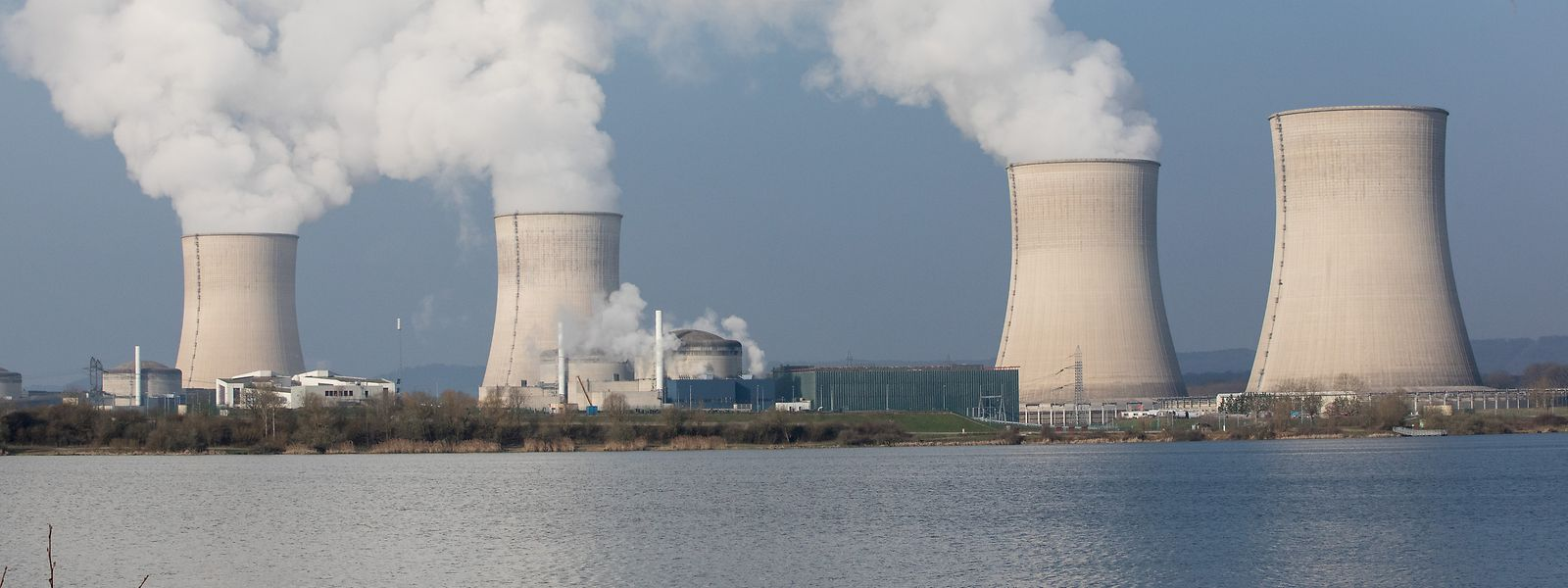 Die Laufzeit der vier Reaktoren soll nach Wunsch der EDF verlängert werden.