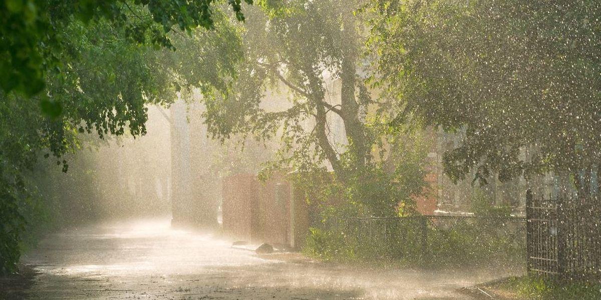 Ce lundi, la journée débutera sous la pluie avec de fortes précipitations.