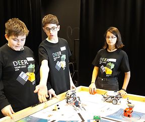 Lycée Technique Agricole @ FIRST LEGO League