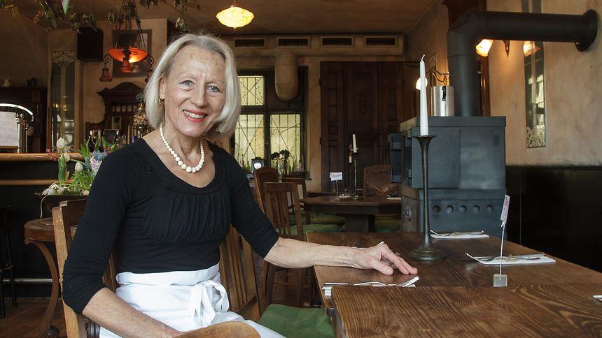 Biologisch, vollwertig und voller Energie: Das sind die Gerichte, die Rita Schmitt in ihrem Restaurant serviert.
