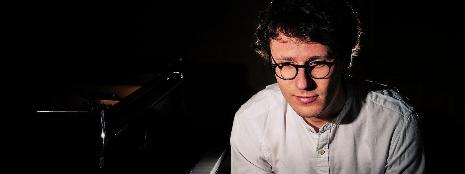 Michel Reis s'est lancé dans une expérience unique avec son piano pour seul compagnon.
