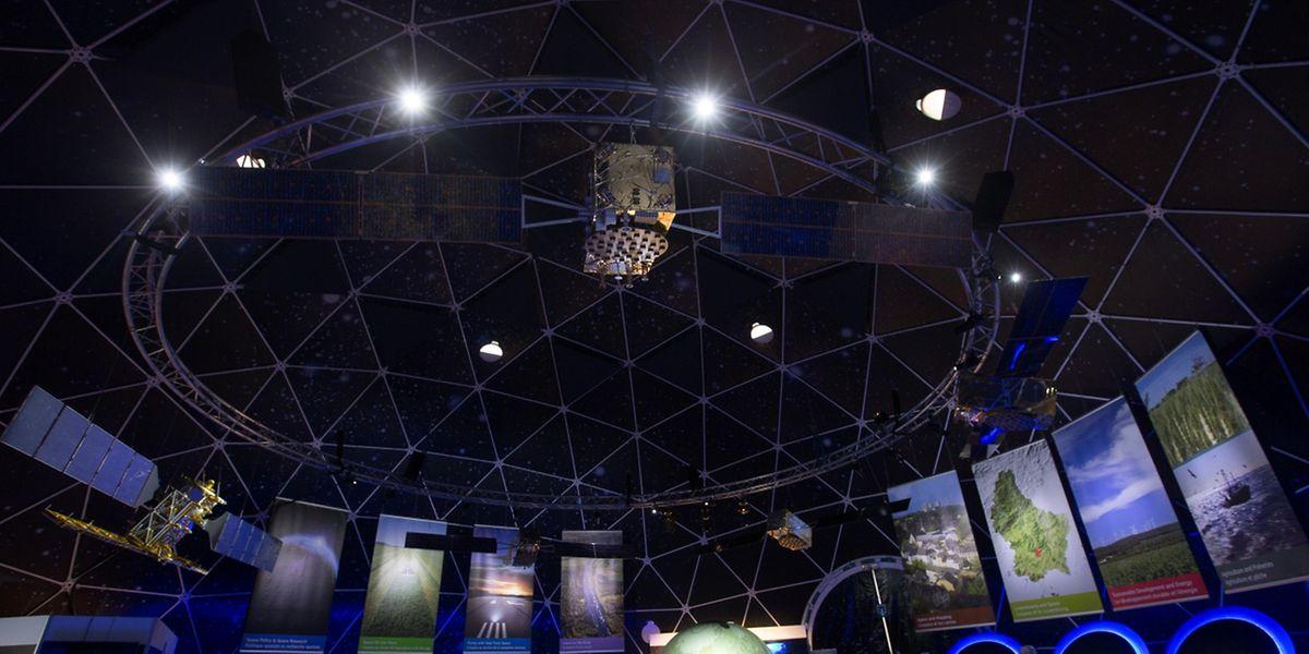 Pendant dix jours, il est possible de se familiariser avec l'utilisation des satellites