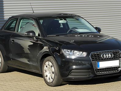 Example of the Audi A1 car stolen from a home in Gilsdorf