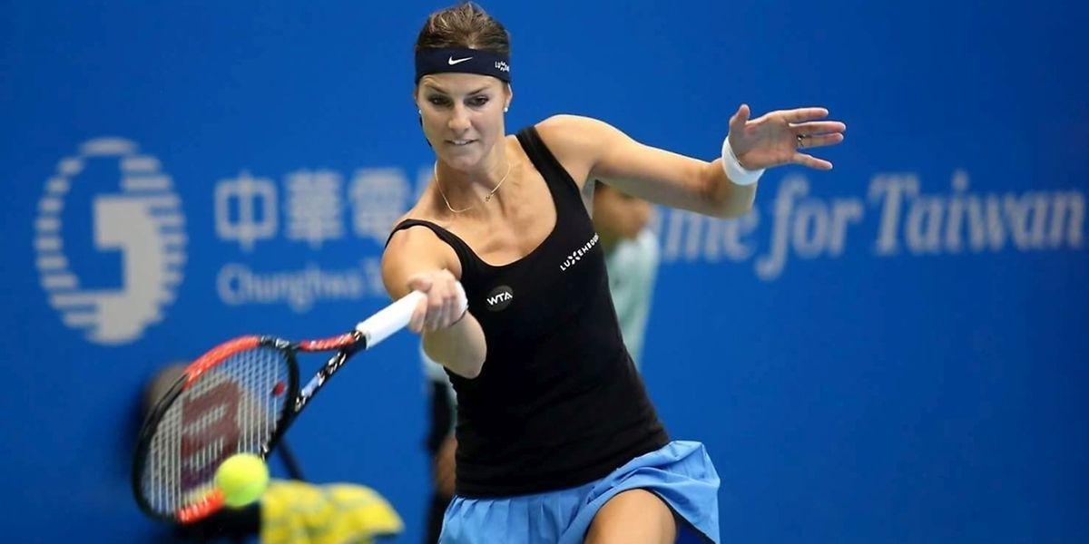 Mandy Minella disputera le tableau final d'Indian Wells après avoir battu Tereza Martincova.