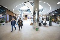 Lokales - Visite Shopping Center Cloche d'Or - Foto: Pierre Matgé/Luxemburger Wort