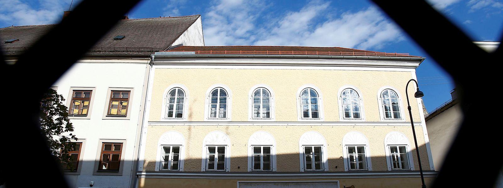 """""""Sauberste Lösung"""": Geht es nach dem österreichischen Innenminister, soll Hitlers Geburtshaus abgerissen werden."""