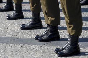 11.9. Knudler / Vereidigungzeremonie neue Soldaten / Soldaten / Armee / Foto: Guy Jallay