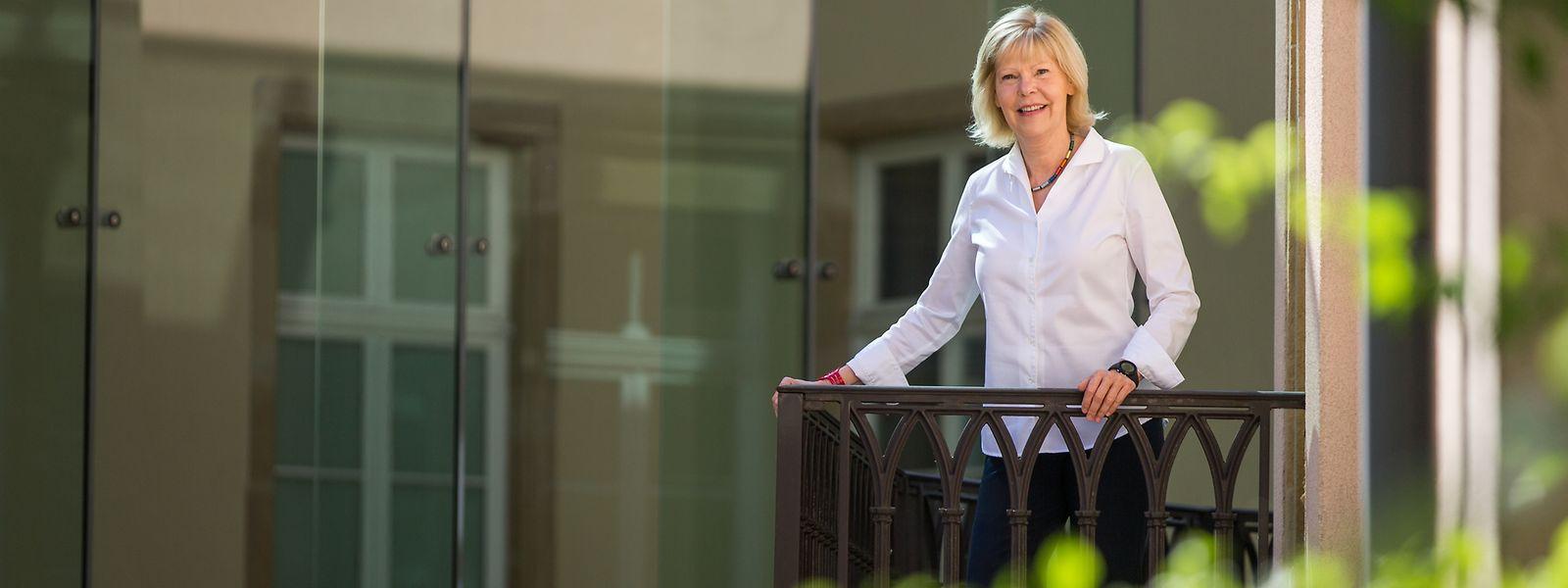 Danièle Wagener se retire après 32 années passées au premières loges.