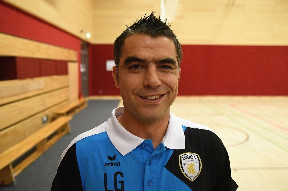 Luis Gonçalves (Union Titus Pétange): «Notre ambition n'est pas l'obsession d'être rapidement le numéro un au Luxembourg»
