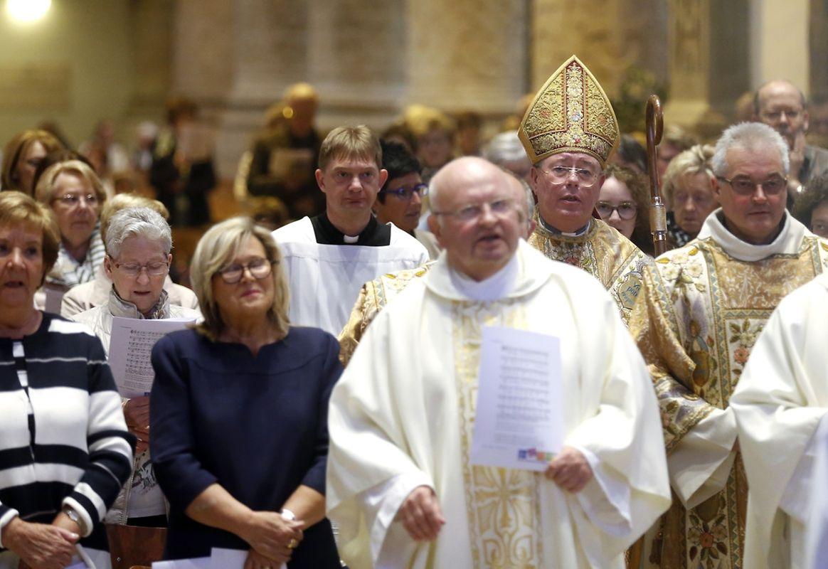 Messe für die Katholische Frauenaktion ACFL