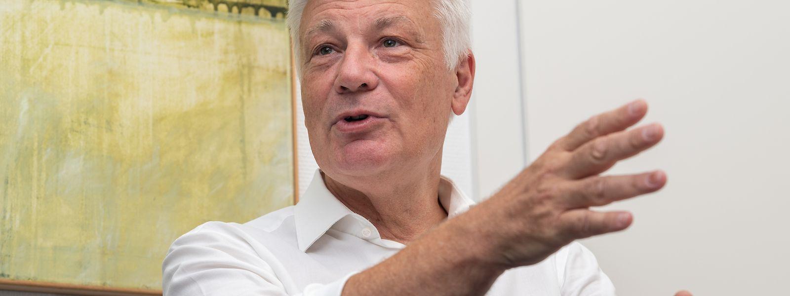 Claude Wiseler : «Avec les conflits internes de ces derniers mois, nous avons aussi pratiquement fait de l'anti-propagande pour notre propre camp».