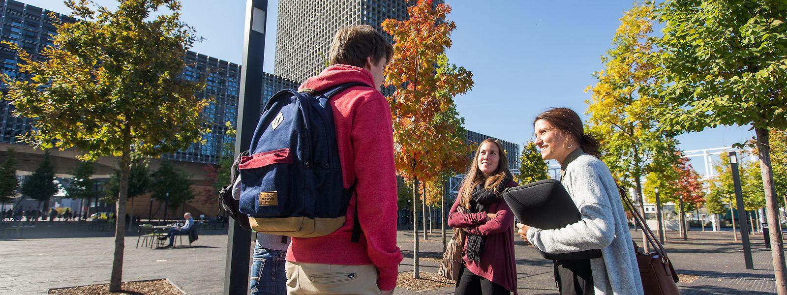 L'Etat apporte une aide financière à quelque 30.000 étudiants au Luxembourg.
