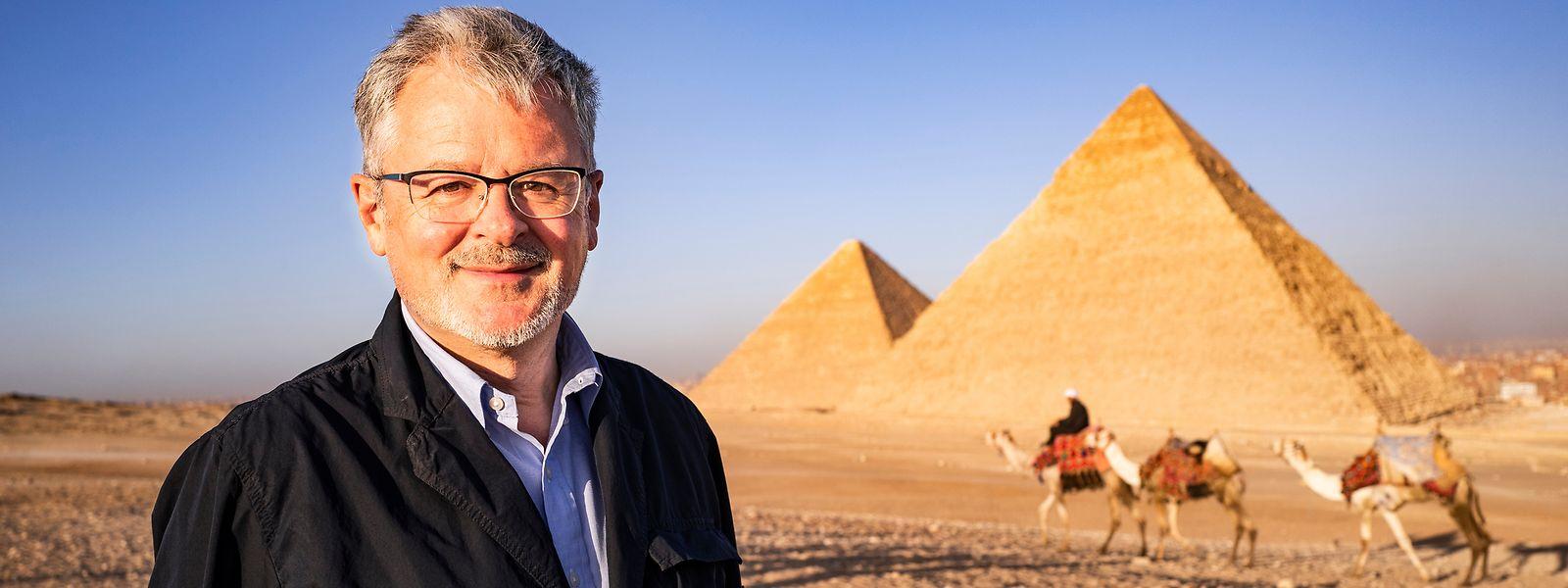 Die Pyramiden von Gizeh sind nicht nur Weltkulturerbe, sondern auch das letzte noch existierende antike Weltwunder.