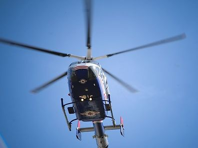 Two people were flown to hospital after being seriously hurt in a head-on crash